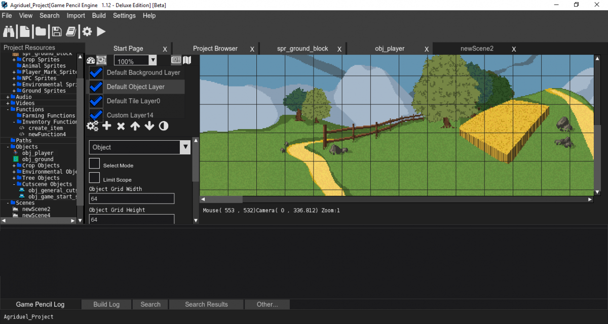 Game Pencil Engine – The premiere 2D game engine